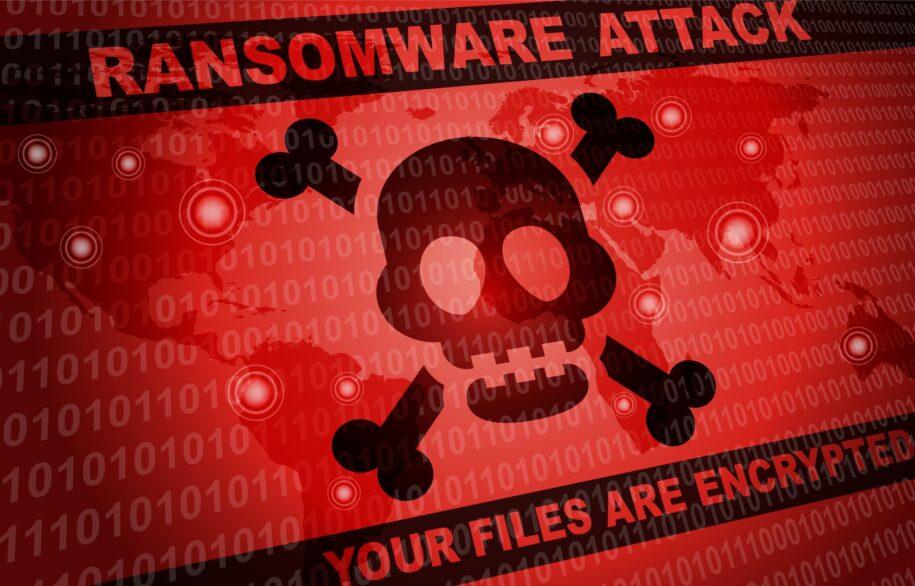 Image de Ransomware attack